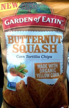 Garden of Eatin' - Butternut Squash Tortilla Chips