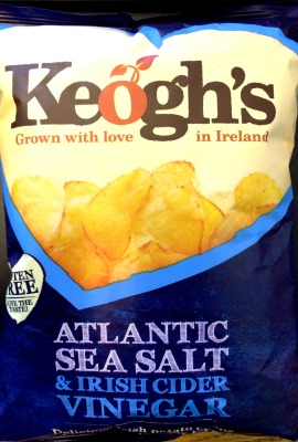 Keogh's - Salt & Vinegar