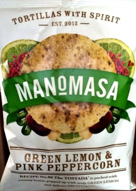 Manomasa - Green Lemon & Pink Peppercorn