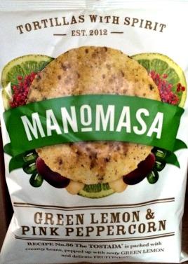 Manomasa - Green Lemon & Pink Peppercorn