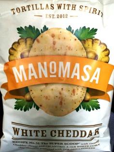 Manomasa - White Cheddar