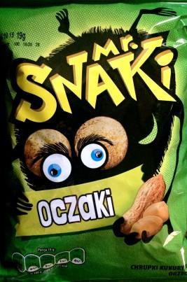 Mr. Snaki - Oczaki