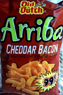 Old Dutch Arriba - Cheddar Bacon Cheese Stix