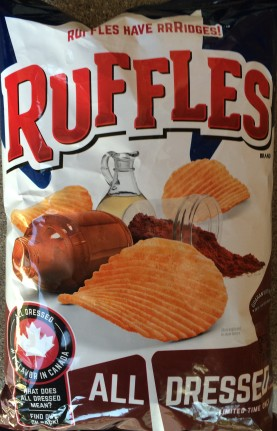 Ruffles - All Dressed