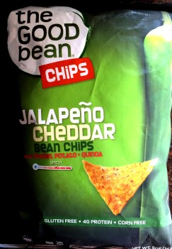 The Good Bean - Jalapeno Cheddar