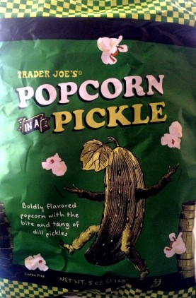 Trader Joe's - Popcorn in a Pickle