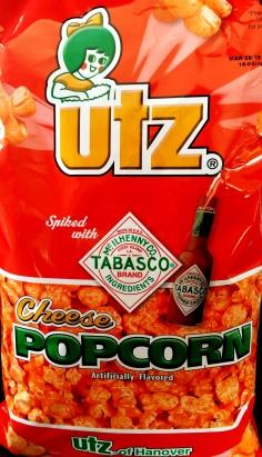 Utz - Tabasco Popcorn