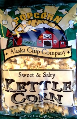 Alaska Chip Co - Kettle Corn