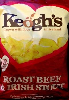 Keogh's - Roast Beef& Irish Stout