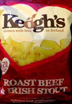 Keogh's - Roast Beef& Irish Stout
