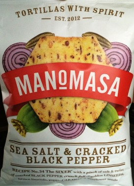 Manomasa - Salt & Pepper