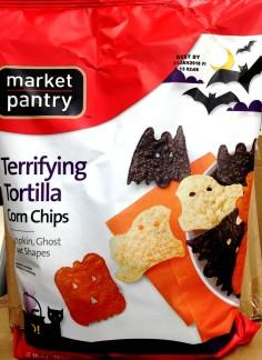 Market Pantry - Terrifying Tortilla Corn Chips