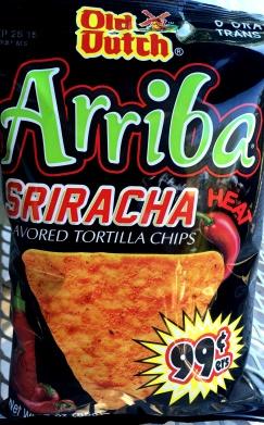 Old Dutch Arriba - Sriracha