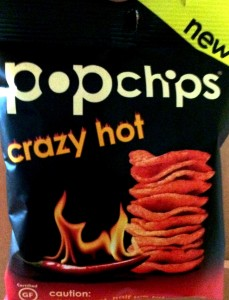 Popchips - Crazy Hot