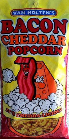 Van Holten's - Bacon Cheddar Popcorn