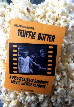 World Market - Truffle Butter Popcorn