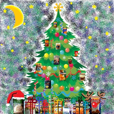 591-Christmas-gift-tree-vector