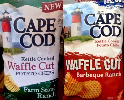 Cape Cod Waffle Cut - Top 25