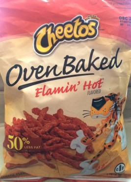 Cheetos Oven Baked - Flamin' Hot