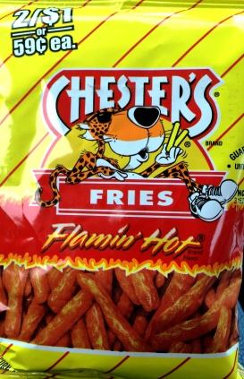 Chester's - Flamin' Hot Fries