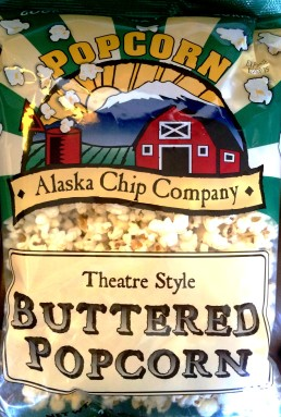 Alaska Chip Co - Buttered Popcorn
