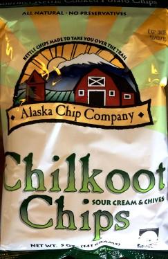 Alaska Chip Co - Sour Cream & Chive