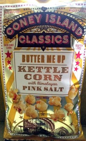 Coney Island - Butter Popcorn