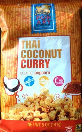 Pop Art - Thai Coconut Curry