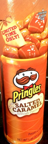 Pringles - Salted Caramel