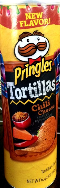Pringles Tortillas - Chili Cheese