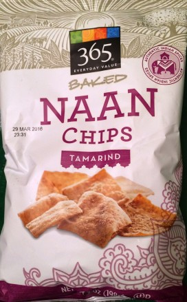 365 - Tamarind Naan Chips