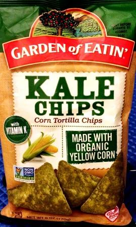 Garden of Eatin' - Kale Chips