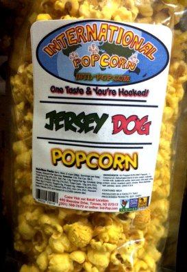 International Popcorn - Jersey Dog 2