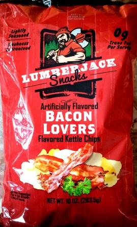 Lumberjack Snacks - Bacon Lovers Kettle Chips