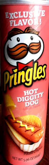 Pringles - Hot Diggity Dog
