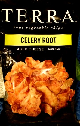 Terra Celery Root - Aged Cheddar