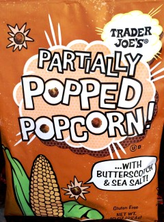 Trader Joe's - Partially Popped Butterscotch