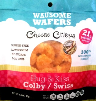 Wausome Wafers - Colby - Swiss