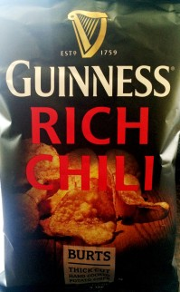 Burt's - Guinness Rich Chili