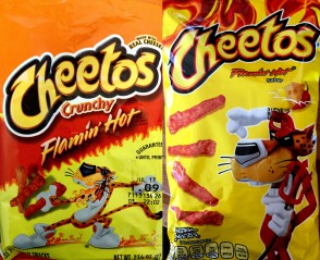 Cheetos - Flamin' Hot Duo