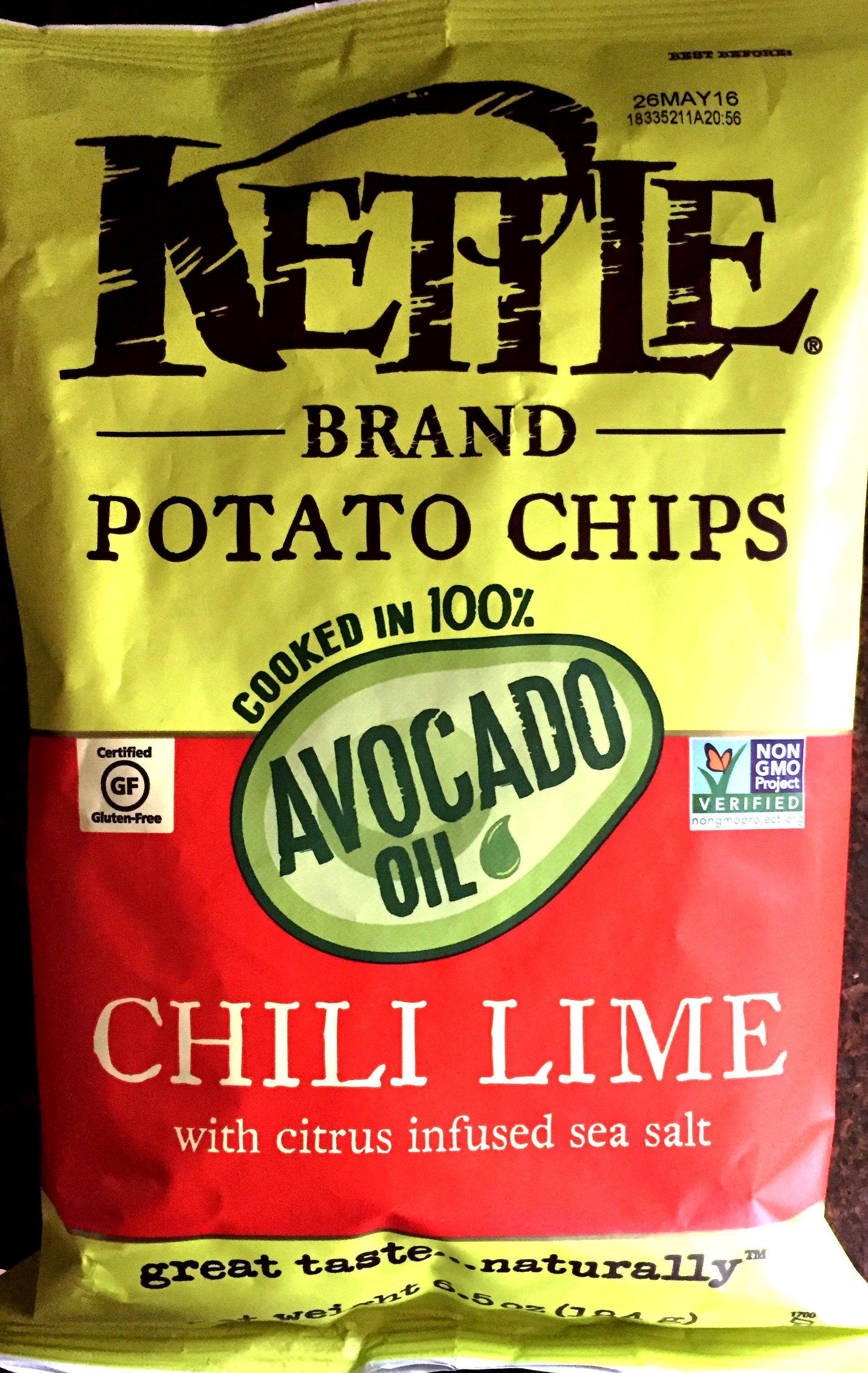 how to cook kettle chips