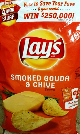 Lay's - Smoked Gouda & Chive
