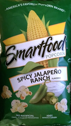 Smartfood - Spicy Jalapeno Ranch Popcorn
