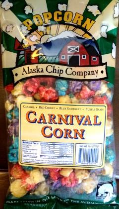 Alaska Chip Co. - Carnival Corn