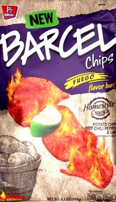 Barcel - Fuego Potato Chips