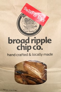 Broad Ripple Chips - Sweet & Spicy