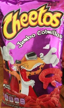 Cheetos - Jumbo Colmillos