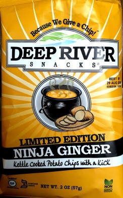 Deep River Snacks - Ninja Ginger