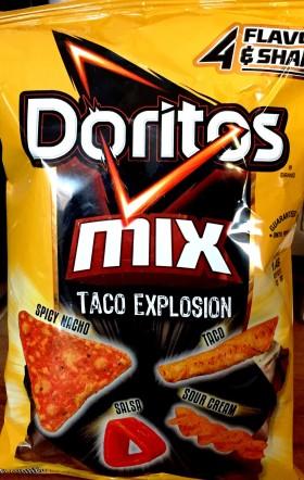 Doritos Mix - Taco Explosion