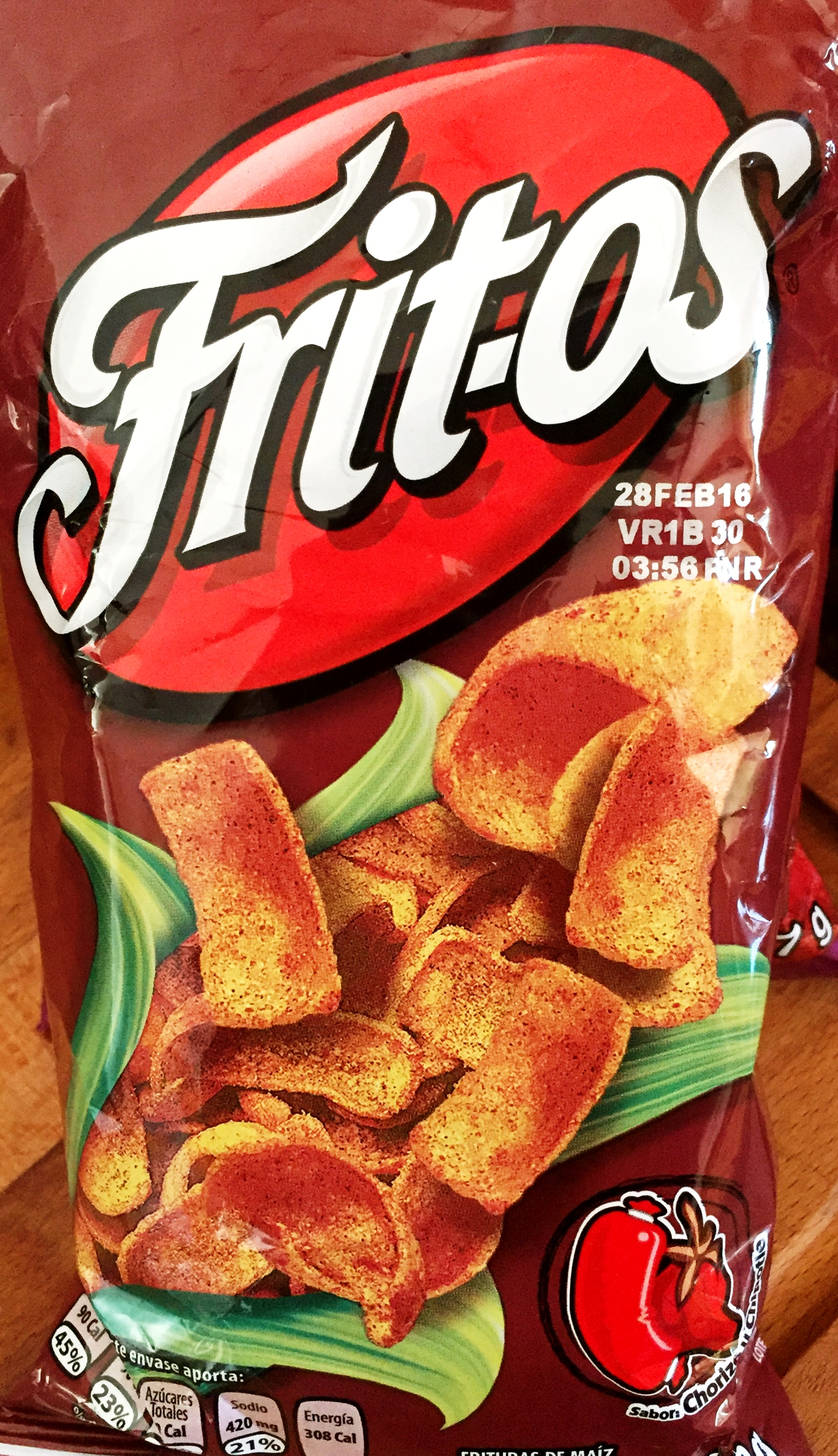 fritos chorizo and chipotle